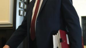 Henryk Kowalczyk, minister, szef Stałego Komitetu Rady Ministrów RADEK PIETRUSZKA/PAP