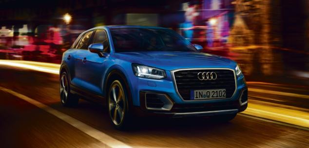 Audi materiały prasowe