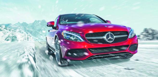 Mercedes C250 Coupe fot. materiały prasowe