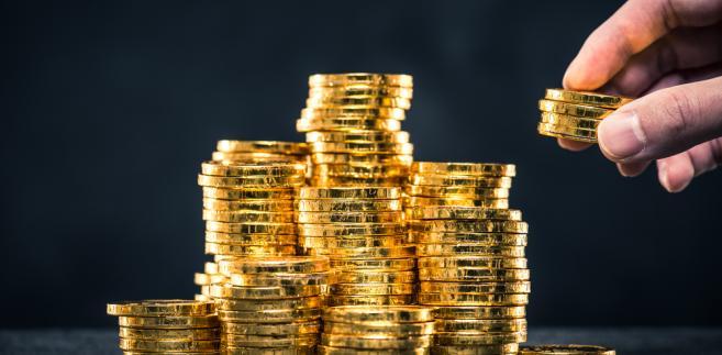kasa, monety, pieniądze, finanse