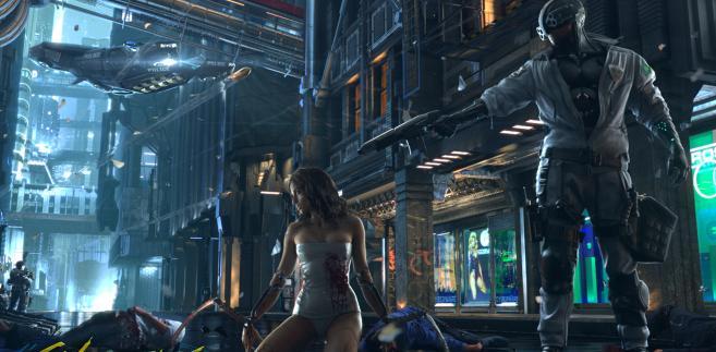 Cyberpunk 2077 - źródło: cyberpunk.net