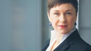 Karina Kreja, dyrektor w dziale strategii środowiska pracy i zarządzania zmianą w CBRE, fot. mat. prasowe