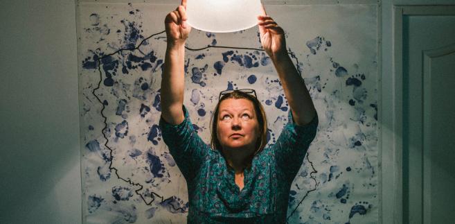 Maria Książak, fot. Maksymilian Rigamonti