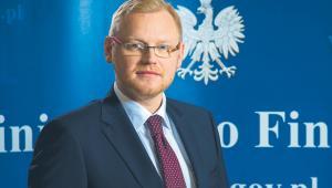 Paweł Gruza pilotuje sprawę split paymentu