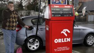 Stacja benzynowa Orlenu w Niemczech