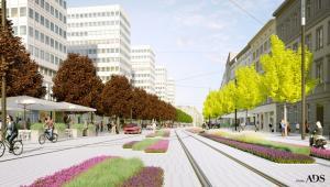 Projekt Centrum to największa inwestycja rewitalizacyjna Poznania