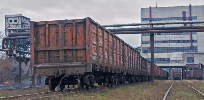Donbas węgiel 1