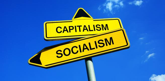 Kapitalizm Socjalizm