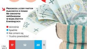 Zatory płatnicze w MSP