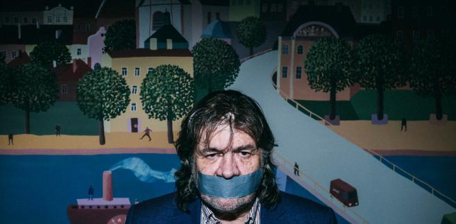 Andrzej Jaroszewicz. Fot.. Maksymilian Rigamonti
