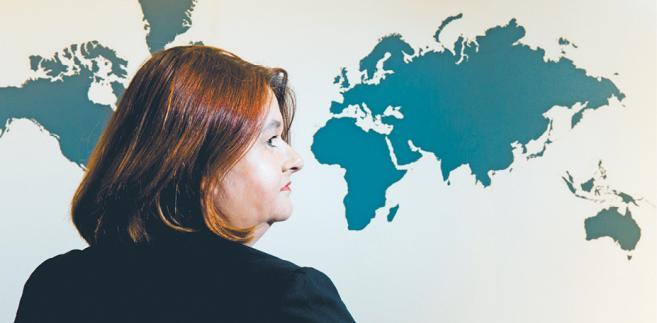 Anna Godzwon - dziennikarka, reporterka. Pracowała w biurze prasowym Kancelarii Sejmu (2008–2011) i prezydenta Bronisława Komorowskiego (2011–2015). Obecnie na stanowisku głównego specjalisty w Krajowym Biurze Wyborczym fot. Maksymilian Rigamonti