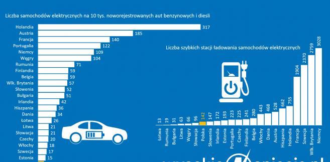 Rozwój elektromobilności w Polsce
