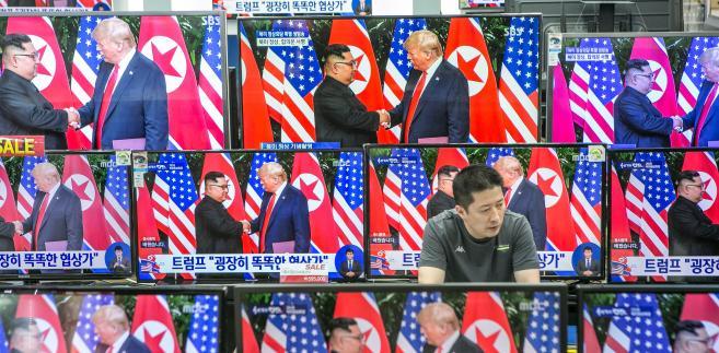 Donald Trump - Kim Dzong Un