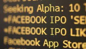 IPO Facebooka.