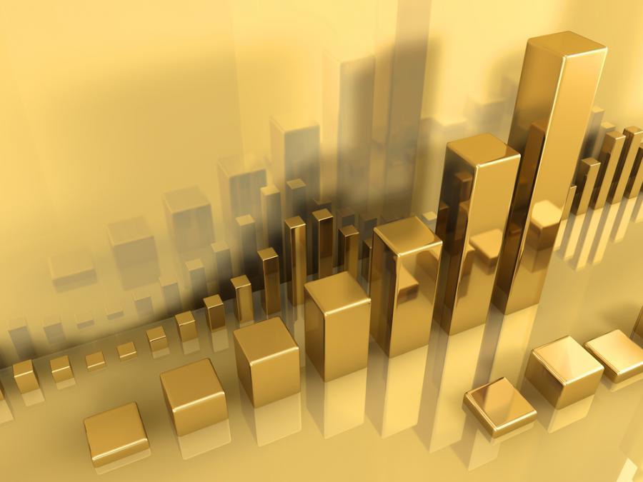 Живой график форекс золото