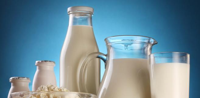 Mleko, nabiał