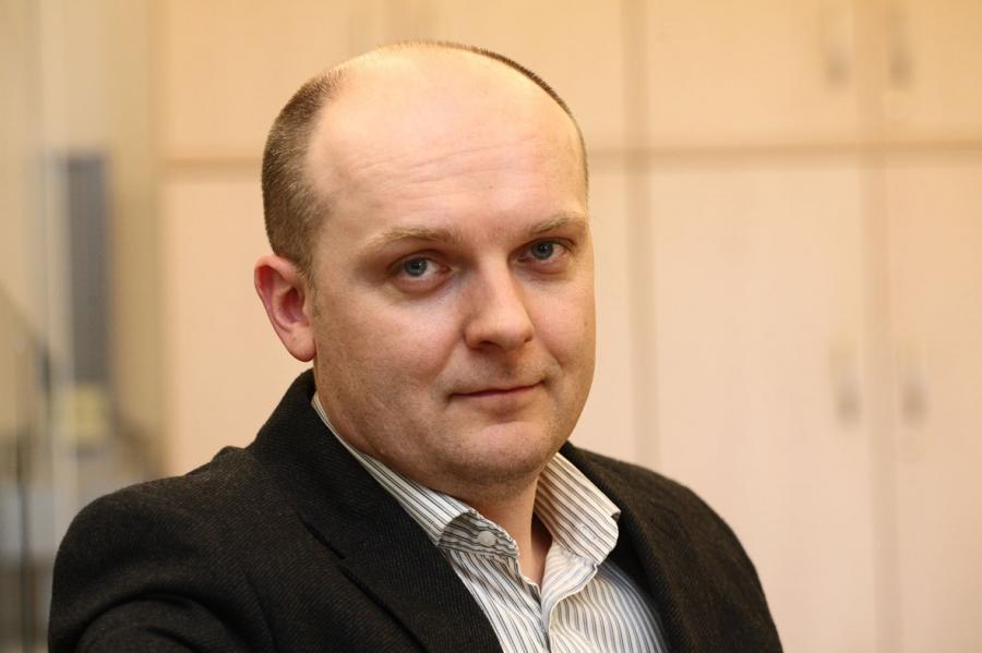 Łukasz Wilkowicz, zastępca kierownika działu branże i firmy