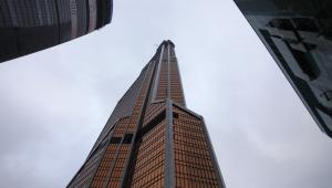 Mercury City Tower, Moskwa
