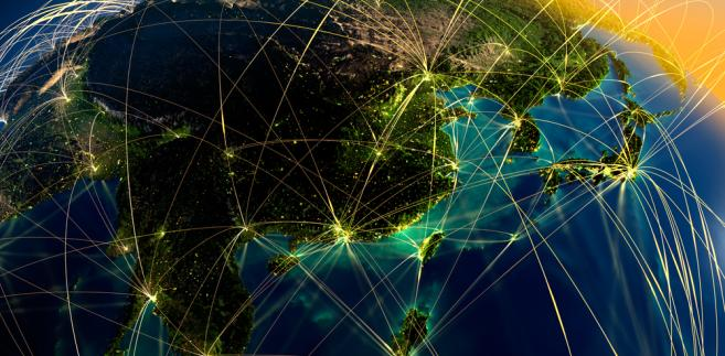 Ziemia, Internet
