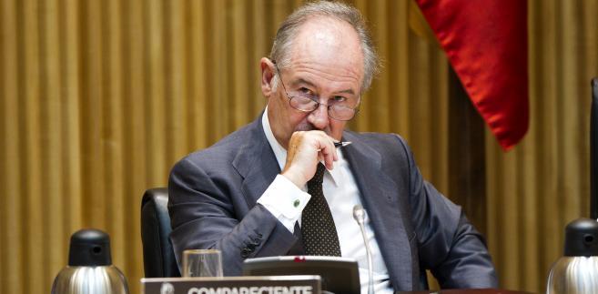 Rodrigo Rato, były minister finansów Hiszpanii