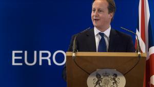 David Cameron, premier Wielkiej Brytanii, 23 listopada 2012 r.