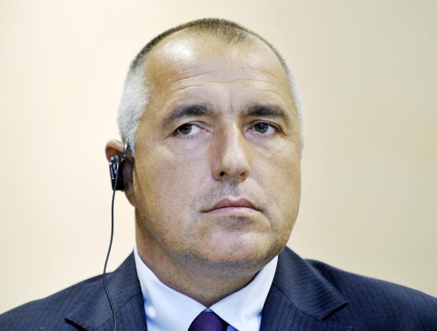 Bojko Borisow, premier Bułgarii