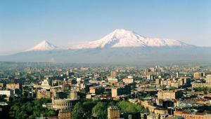 Armenia, Yerevan.