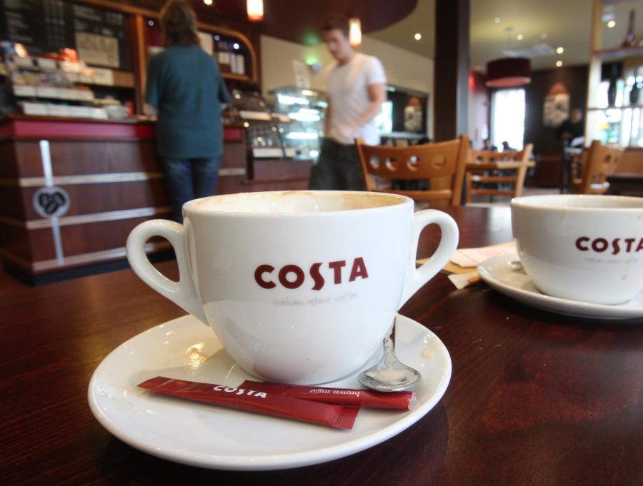 Costa Coffee, Whitbread Plc.