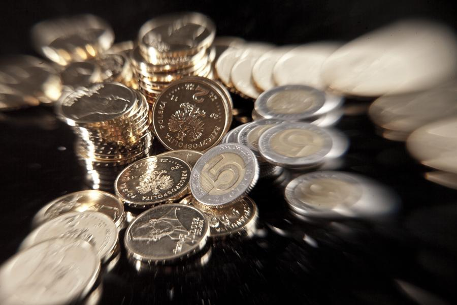 Polski złoty - monety