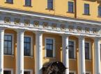 8. miejsce: Pałac Jusupowa Sankt Petrsburgu, w którym dokonano zabójstwa Rasputina.