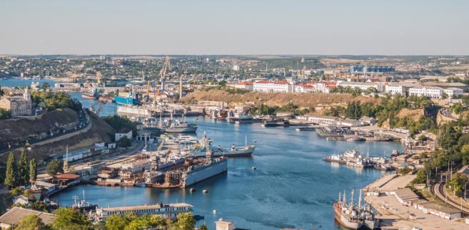 Port w Sewastopolu