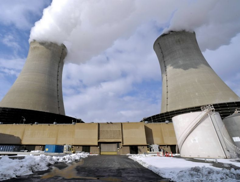 Elektrownia atomowa w Pensylwanii