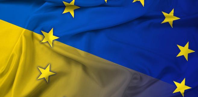 Ukraina, UE