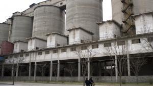 Fabryka cementu w Pekinie