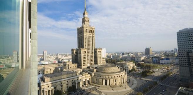 Warszawa Fot. Mariusz Switulski