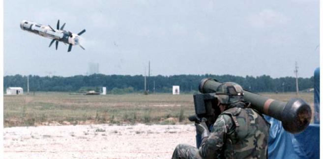 rakietowy system przeciwpancerny FGM-148 Javelin