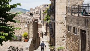 Gangi, Sycylia, źródło: Gianni Cipriano for The New York Times