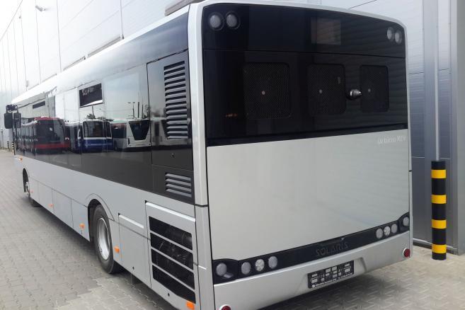 Fabryka autobusów Solaris w Bolechowie (1)