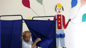 Referendum w Grecji,  EPA/ARMANDO BABANI Dostawca: PAP/EPA.