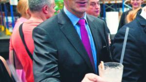 Eric Benoist, dyrektor zarządzający Pernod Ricard Central Europe mat. pras.