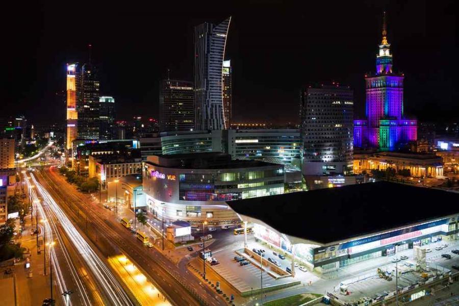 Warszawa, fotorince / Shutterstock.com