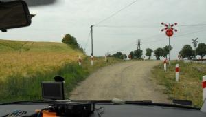 Przejazd w Pniewie, fot.: PKP PLK
