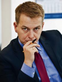 Marek Tejchman, zastępca red. nacz. DGP