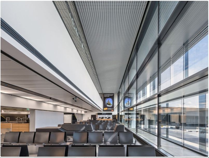 Lotnisko w Wiedniu. Źródło: Vienna Airport
