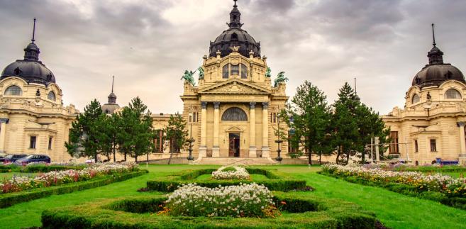 Budapeszt SPA