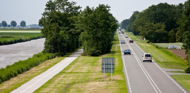 Drogi w Holandii