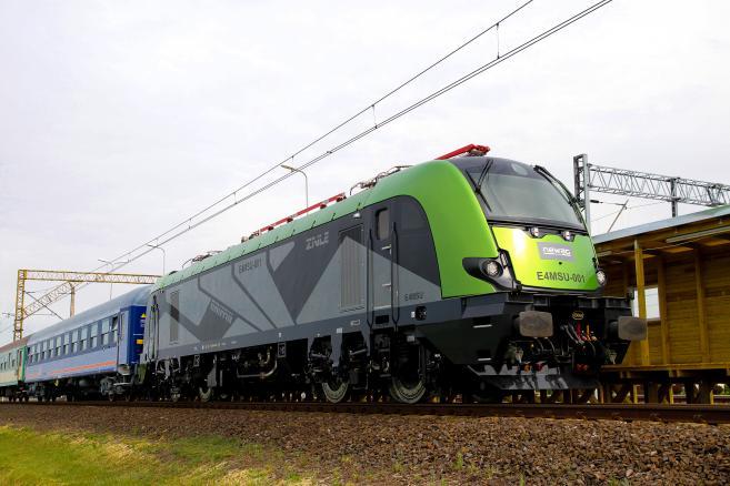 Takie lokomotywy Griffin Lotos Kolej kupił w Newagu