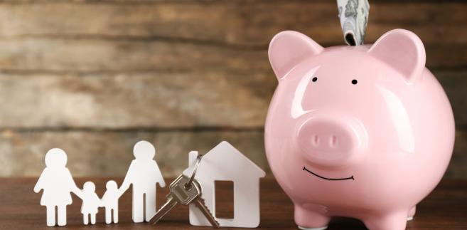 pieniądze rodzina kredyt