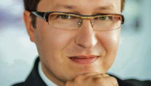 Marek Girek prezes Cube.ITG, spółki dostarczającej rozwiązania informatyczne dla branż: bankowej, finansów, zdrowia oraz administracji publicznej fot. Miłosz Poloch/Materiały prasowe