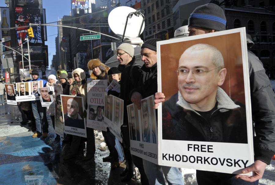 Sąd uznał byłego szefa Jukosu Michaiła Chodorkowskiego za winnego kradzieży ropy naftowej i prania brudnych pieniędzy